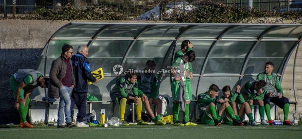 Campionato Eccellenza Girone A. Barano - Real Forio 0 - 2 foto Alessandro Ascione DSC_5105
