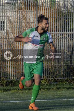 Campionato Eccellenza Girone A. Barano - Real Forio 0 - 2 foto Alessandro Ascione DSC_5243