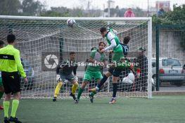 Real Forio vs Afro-Napoli United Campionato Eccellenza girone A foto di Alessandro Ascione 014