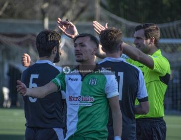 Campionato Eccellenza Girone A. Barano - Real Forio 0 - 2 foto Alessandro Ascione DSC_5041