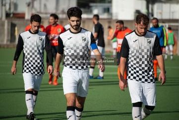 Campionato Eccellenza Girone A. Barano - Giugliano 1 - 4 foto Alessandro Ascione 098