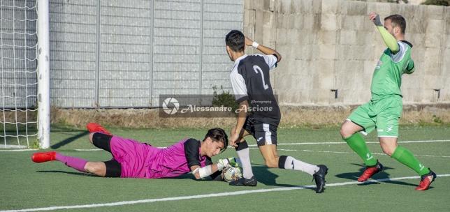 Campionato Eccellenza Girone A. Barano - Real Forio 0 - 2 foto Alessandro Ascione DSC_5068