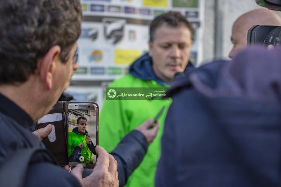 Campionato Eccellenza Girone A. Barano - Real Forio 0 - 2 foto Alessandro Ascione DSC_5350