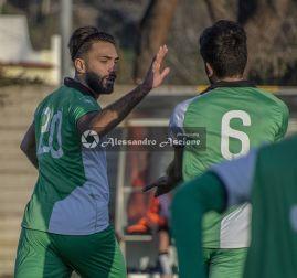 Campionato Eccellenza Girone A. Barano - Real Forio 0 - 2 foto Alessandro Ascione DSC_5249