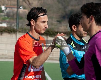 Campionato Eccellenza Girone A. Barano - Giugliano 1 - 4 foto Alessandro Ascione 005