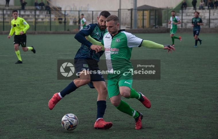 Real Forio vs Afro-Napoli United Campionato Eccellenza girone A foto di Alessandro Ascione 074
