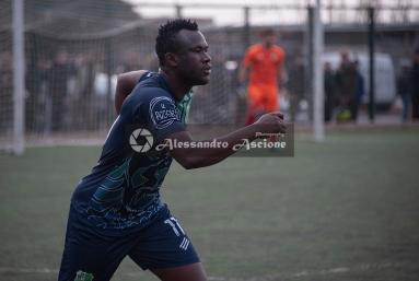 Real Forio vs Afro-Napoli United Campionato Eccellenza girone A foto di Alessandro Ascione 061