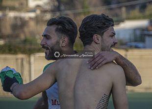 Campionato Eccellenza Girone A. Barano - Real Forio 0 - 2 foto Alessandro Ascione DSC_5322