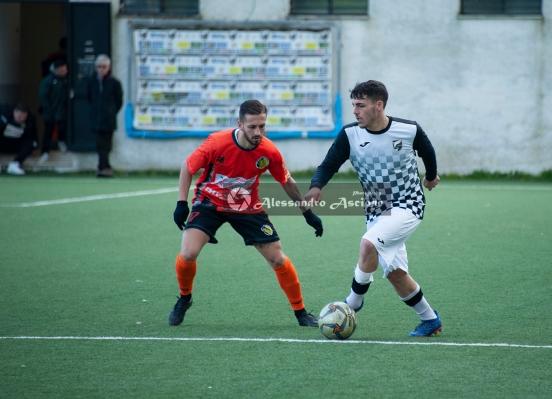 Campionato Eccellenza Girone A. Barano - Giugliano 1 - 4 foto Alessandro Ascione 194