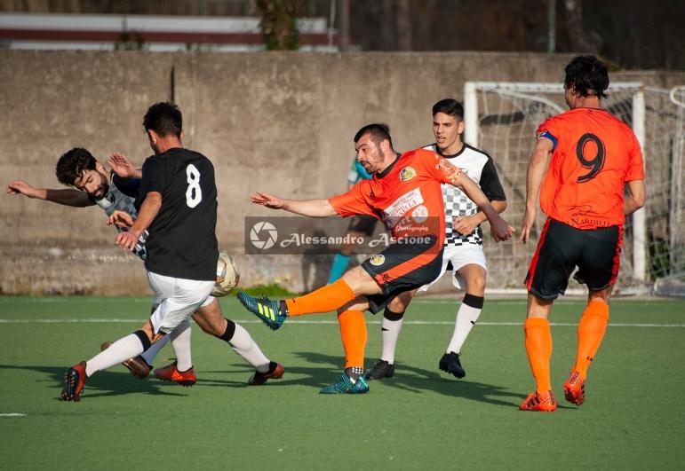 Campionato Eccellenza Girone A. Barano - Giugliano 1 - 4 foto Alessandro Ascione 168