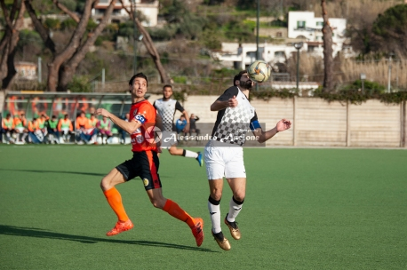 Campionato Eccellenza Girone A. Barano - Giugliano 1 - 4 foto Alessandro Ascione 144