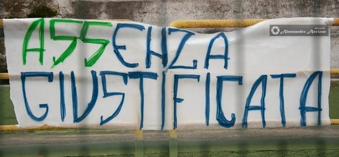 Real Forio vs Afro-Napoli United Campionato Eccellenza girone A foto di Alessandro Ascione 056