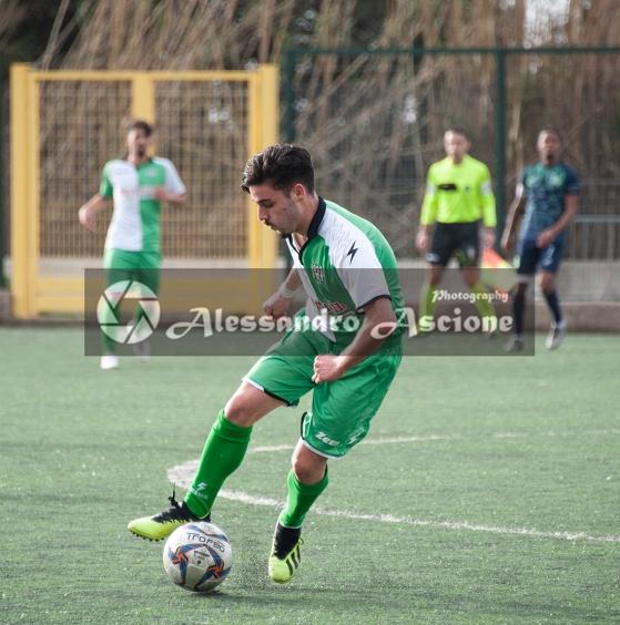 Real Forio vs Afro-Napoli United Campionato Eccellenza girone A foto di Alessandro Ascione 027