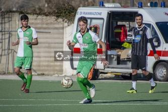 Campionato Eccellenza Girone A. Barano - Real Forio 0 - 2 foto Alessandro Ascione DSC_4966
