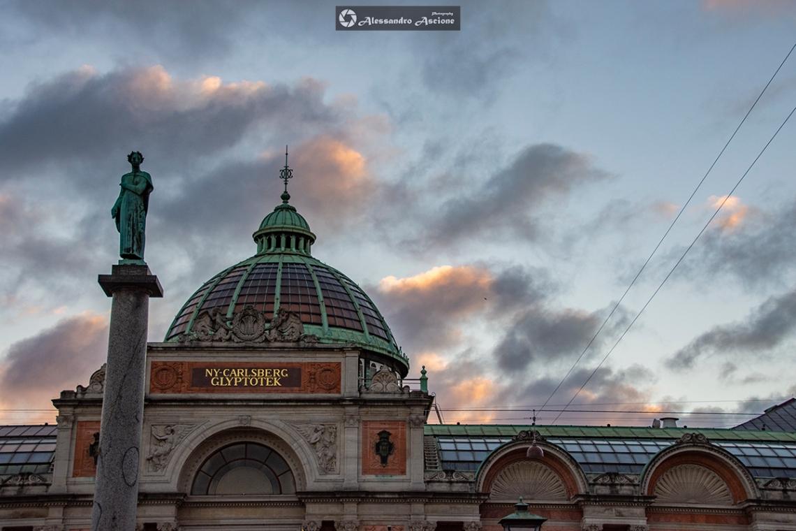 Il Museo Glyptotek a Copenhagen, Danimarca. Foto di Alessandro Ascione