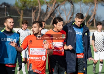 Campionato Eccellenza Girone A. Barano - Giugliano 1 - 4 foto Alessandro Ascione 105