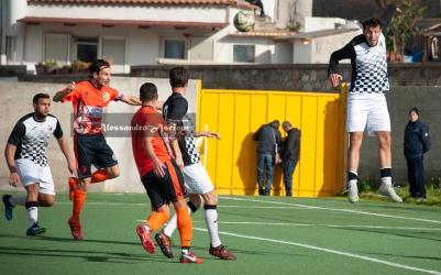 Campionato Eccellenza Girone A. Barano - Giugliano 1 - 4 foto Alessandro Ascione 017