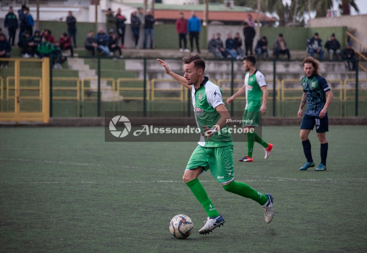 Real Forio vs Afro-Napoli United Campionato Eccellenza girone A foto di Alessandro Ascione 057