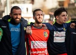 Campionato Eccellenza Girone A. Barano - Giugliano 1 - 4 foto Alessandro Ascione 226