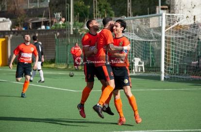 Campionato Eccellenza Girone A. Barano - Giugliano 1 - 4 foto Alessandro Ascione 025