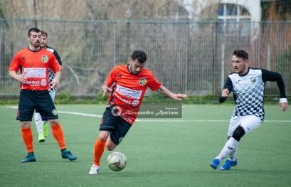 Campionato Eccellenza Girone A. Barano - Giugliano 1 - 4 foto Alessandro Ascione 050