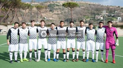 Campionato Eccellenza Girone A. Barano - Giugliano 1 - 4 foto Alessandro Ascione 008
