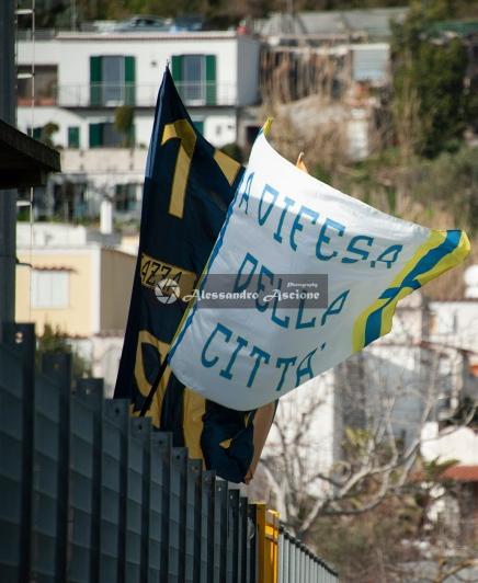 Campionato Eccellenza Girone A. Barano - Giugliano 1 - 4 foto Alessandro Ascione 096