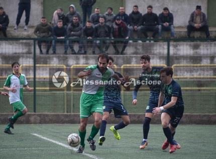 Real Forio vs Afro-Napoli United Campionato Eccellenza girone A foto di Alessandro Ascione 049