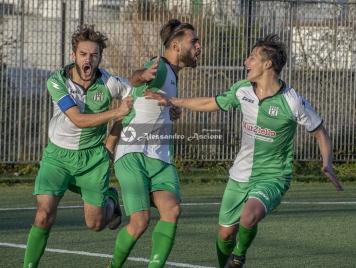 Campionato Eccellenza Girone A. Barano - Real Forio 0 - 2 foto Alessandro Ascione DSC_5245