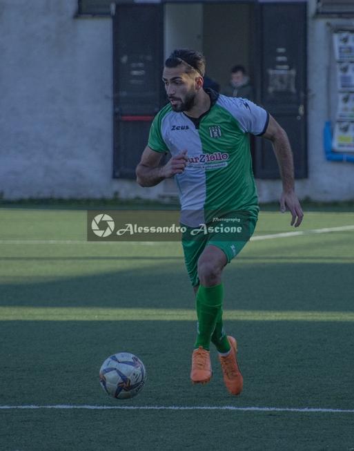 Campionato Eccellenza Girone A. Barano - Real Forio 0 - 2 foto Alessandro Ascione DSC_5155