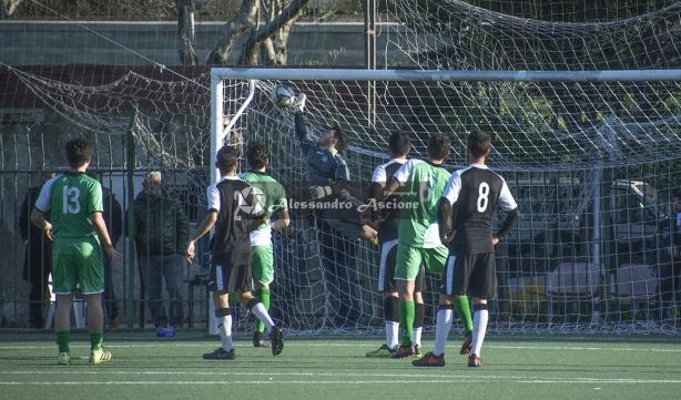 Campionato Eccellenza Girone A. Barano - Real Forio 0 - 2 foto Alessandro Ascione DSC_5106