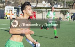Campionato Eccellenza Girone A. Barano - Real Forio 0 - 2 foto Alessandro Ascione DSC_5122