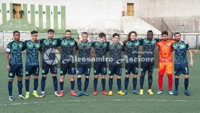 Real Forio vs Afro-Napoli United Campionato Eccellenza girone A foto di Alessandro Ascione 010