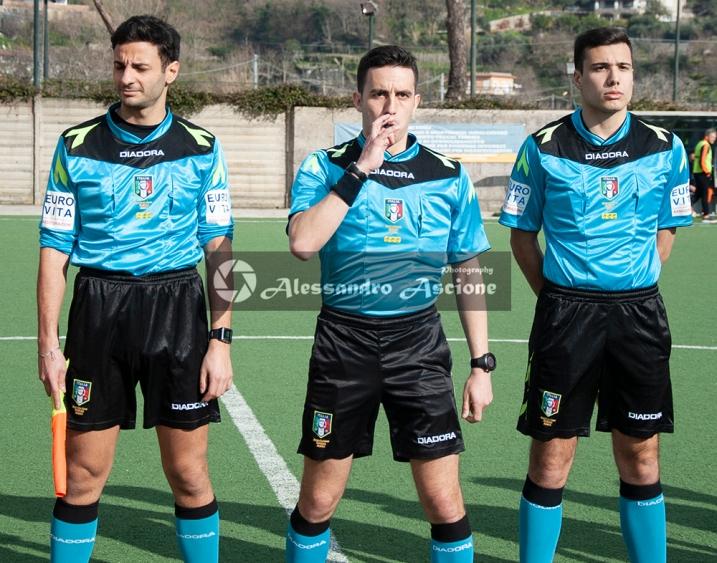 Campionato Eccellenza Girone A. Barano - Giugliano 1 - 4 foto Alessandro Ascione 002