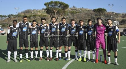 Campionato Eccellenza Girone A. Barano - Real Forio 0 - 2 foto Alessandro Ascione DSC_4791