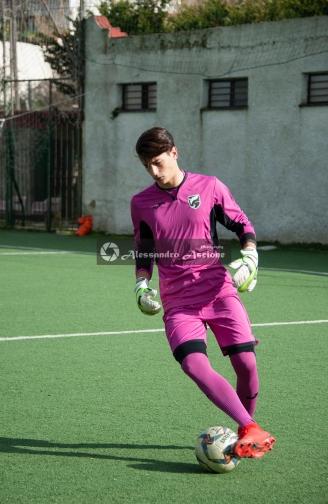 Campionato Eccellenza Girone A. Barano - Giugliano 1 - 4 foto Alessandro Ascione 014