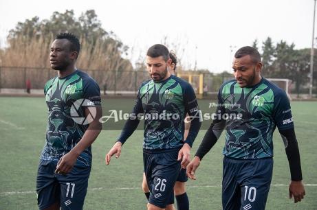 Real Forio vs Afro-Napoli United Campionato Eccellenza girone A foto di Alessandro Ascione 081