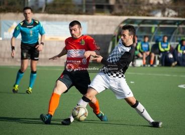 Campionato Eccellenza Girone A. Barano - Giugliano 1 - 4 foto Alessandro Ascione 146