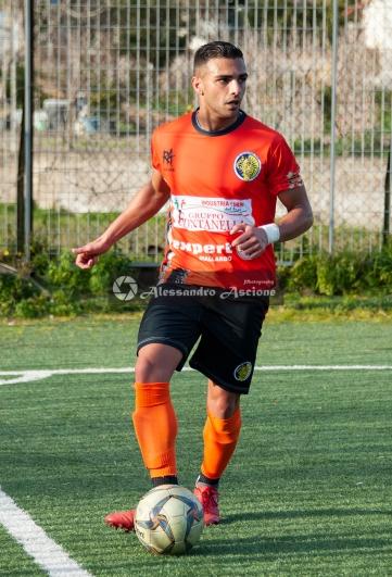 Campionato Eccellenza Girone A. Barano - Giugliano 1 - 4 foto Alessandro Ascione 173