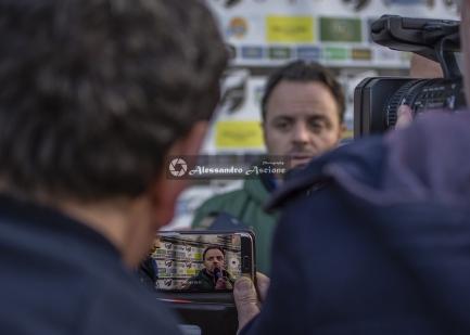 Campionato Eccellenza Girone A. Barano - Real Forio 0 - 2 foto Alessandro Ascione DSC_5341