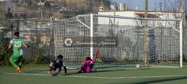 Campionato Eccellenza Girone A. Barano - Real Forio 0 - 2 foto Alessandro Ascione DSC_5240