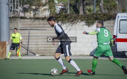 Campionato Eccellenza Girone A. Barano - Real Forio 0 - 2 foto Alessandro Ascione DSC_4808