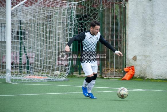 Campionato Eccellenza Girone A. Barano - Giugliano 1 - 4 foto Alessandro Ascione 056