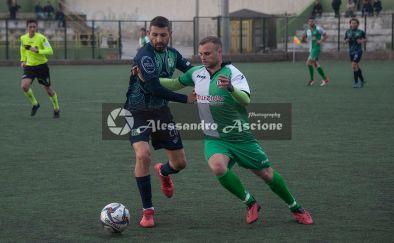 Real Forio vs Afro-Napoli United Campionato Eccellenza girone A foto di Alessandro Ascione 073