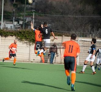 Campionato Eccellenza Girone A. Barano - Giugliano 1 - 4 foto Alessandro Ascione 088