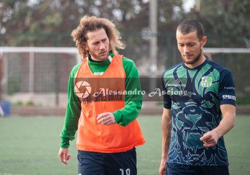 Real Forio vs Afro-Napoli United Campionato Eccellenza girone A foto di Alessandro Ascione 083