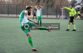 Real Forio vs Afro-Napoli United Campionato Eccellenza girone A foto di Alessandro Ascione 040