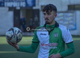 Campionato Eccellenza Girone A. Barano - Real Forio 0 - 2 foto Alessandro Ascione DSC_5193