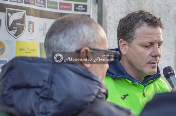 Campionato Eccellenza Girone A. Barano - Real Forio 0 - 2 foto Alessandro Ascione DSC_5351