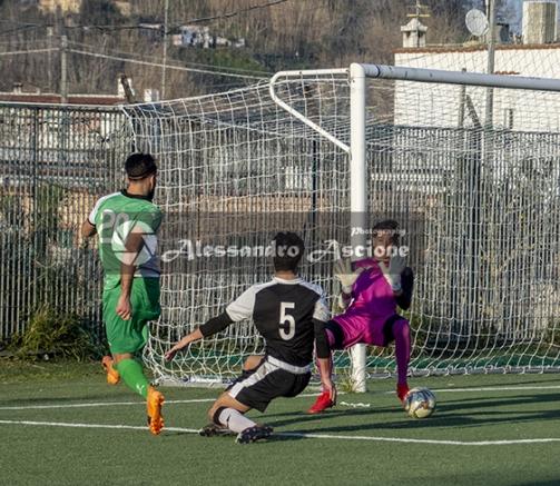Campionato Eccellenza Girone A. Barano - Real Forio 0 - 2 foto Alessandro Ascione DSC_5239
